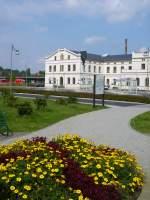zittau-normalspurbhf/80401/blick-zum-bahnhof-zittau Blick zum Bahnhof Zittau