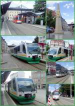 zwickau-zentrum/154959/rs-1-vogtlandbahn-in-zwickau-zentrum RS 1 Vogtlandbahn in ZWICKAU ZENTRUM 2011 und Strassenbahnen