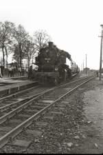 Nossen - Freiberg/79020/auf-der-strecke-nossen---freiberg Auf der Strecke Nossen - Freiberg, Sonderzug des DMV vor 1989