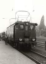 sonderzuge/83496/e-7710-unterwegs-bei-dresden-vor E 7710 unterwegs bei Dresden, vor 1989