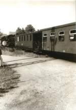 vor dem Hochwasser/78732/zug-bei-obercarsdorf-dr-vor-1989 Zug bei Obercarsdorf, DR vor 1989
