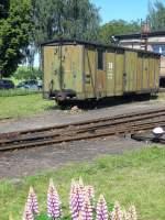 jubilaum/76266/schmalspur-geraetewagen-in-muegeln-juni-2010 Schmalspur-Gerätewagen in Mügeln, Juni 2010