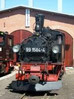 jubilaum/76270/99-1584-am-heizhaus-muegeln-jubilaeum 99 1584 am heizhaus Mügeln, Jubiläum 2010