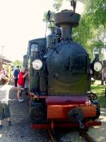 jubilaum/76426/ik-vor-zug-in-muegeln-juni IK vor Zug in Mügeln, Juni 2010