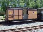 jubilaum/76437/hist-gueterwagen-der-saechs-schmalspurbahnen-hier Hist. Güterwagen der Sächs. Schmalspurbahnen, hier in Glossen