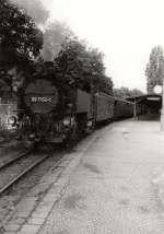 bhf-zittau-schmalsp/77416/abfahrbereiter-personenzug-in-zittau-vor-1989 Abfahrbereiter Personenzug in Zittau, vor 1989