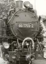 Lok- und Fahrzeugpark/113183/detail-99-759-99-1759-2-vor Detail 99 759 (99 1759-2) vor 1989
