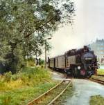Strecke/77480/zug-kurz-vor-zittau-sued Zug kurz vor Zittau-Süd,