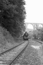 Dampfsonderfahrten/80072/unterwegs-auf-der-elstertalbahn-um-1984 Unterwegs auf der Elstertalbahn, um 1984